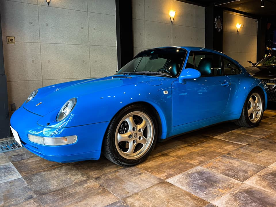 K様:911(993型)